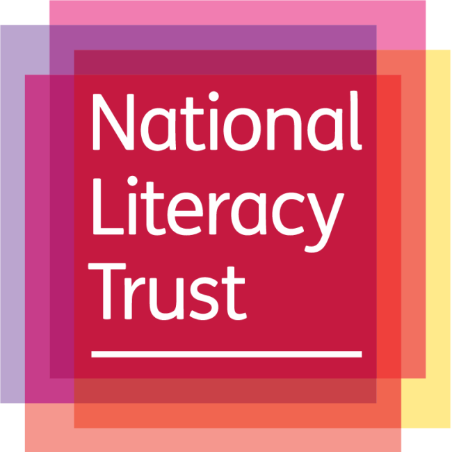 National Literacy Trust logo